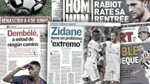 Zidanes First-World-Problems   Dembélé muss gehen