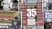 Korb für PSG | Real bleibt auf Bale sitzen