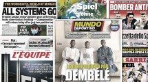 Real scoutet Matondo   Dembélé-Abflug per Leihe?