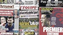 Sechs Vereine kämpfen um Coutinho | United bietet Sánchez für Sancho