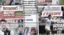 United hofft auf City-Sperre | Corona-Fälle bei Barça