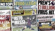 Zwei Rekorde für Messi | Chelsea zu Kanté-Verkauf gezwungen?