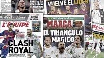 CR7 enttäuscht | Zidane macht die 200 voll