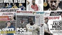 Pogba im siebten Himmel | Madrid hofft auf Hazard