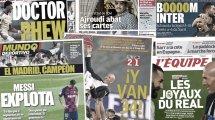Real: Ein unvergesslicher Titel | Messi gefrustet
