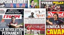 Barça-Profis wollen Kluivert | Cavani zu Weigl?