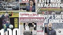 CR7 ist jetzt CR9 | Guardiola schießt gegen Gunners