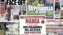 Bayern-Schreck Messi | Atlético bringt die CL in Gefahr