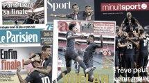 Großartiges PSG   Messi hält Barça in Atem