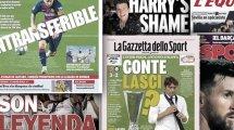 Die Hexenmeister aus Sevilla | Benfica sagt Cavani ab