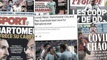Neymar wünscht sich Messi | Corona-Chaos in England & Italien