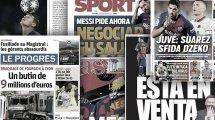 Mané öffnet Barça die Tür | Messi zu teuer für Klopp