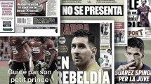 Pep-Verbleib dank Messi | Arsenals Lebensversicherung heißt Aubameyang