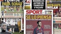 Koemans Dembélé-Plan   Milans Aufstieg aus der Asche
