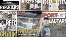 Havertz' Pass zu Özil | Stürmer-Poker in Italien