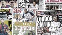 Bale im Tausch zu Tottenham? | Stürmer-Rochade in Rom