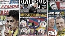Ambitionierter Messi   Der falsche Italiener