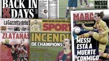 Der Preis für Isco | Milan bangt um Ibra
