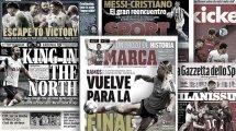 Vorfreude auf Messi vs. CR7 | Rettungsanker Waldschmidt