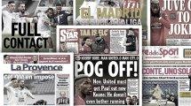 Pogba enttäuscht gegen City | Real meldet sich zurück