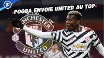 Top Pog lässt United jubeln   Entlastung für Ibra?