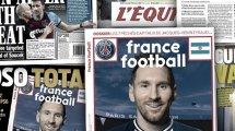 Messi wird belästigt | Der italienische Super Bowl