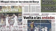 Mbappé verprügelt Barça | Balsam für die rote Seele
