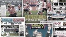 "Benzema ärgert Atlético | Liverpool im ""Todeskampf"""