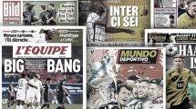 Freie Bahn für Inter | PSG implodiert