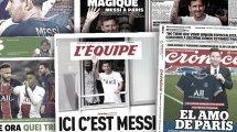 """Pressestimmen: """"Messi bewaffnet die Französische Revolution"""""""