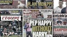 Guardiola verliert die Geduld   Holt Real im Schlussspurt Mbappé?