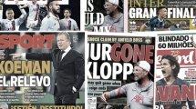 Klopp-Zukunft beschäftigt England | Barça-Heilsbringer Koeman?