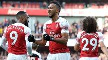 Arsenal: Die Schmerzgrenze für Aubameyang