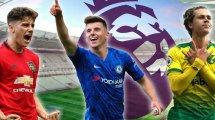 Premier League: Die Topelf der Senkrechtstarter 2019/20