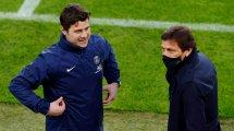 PSG verlängert mit Pochettino