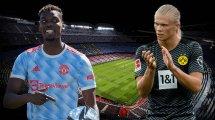 Barça: Drei Träume für nächsten Sommer