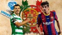 U21-EM: Die größten Talente der Portugiesen