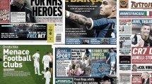 England feiert Klopps Aufrichtigkeit | Ronaldo verzichtet auf Gehalt