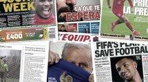 Coutinho hat ein Wunschziel | England will den Super-Samstag