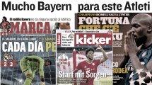 Pressestimmen: Atlético von Bayern überwältigt   Keine Gnade mit Real