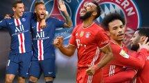 Bayern-Aufstellung: Zwei offene Fragen vor PSG