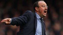 Medien: Benítez soll Everton-Trainer werden