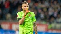 Augsburg will Gikiewicz – Entscheidung gegen Früchtl