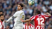 Real: Stillstand bei Ramos