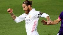 Der Favorit bei Ramos