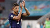 Varane: PSG wendet sich an Real – Feedback positiv
