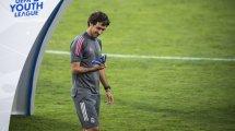 Real-Coach? Raúl will abwarten