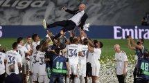 Benzema schießt Real zum Titel