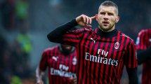 AC Milan: Neuer Plan mit Rebic