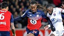 Lille lehnt 70 Millionen für Sanches ab